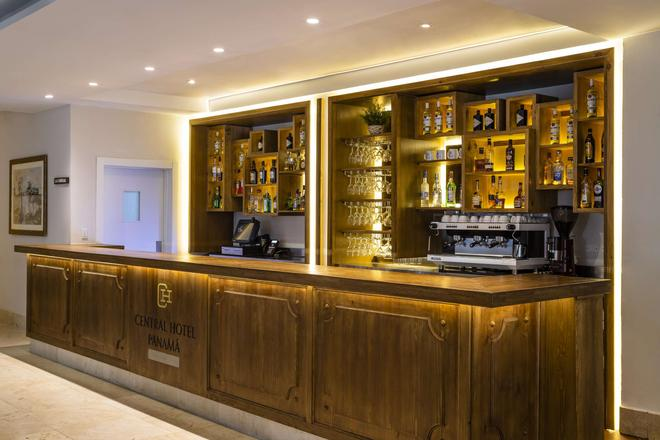 Central Hotel Panama - Panama City - Bar