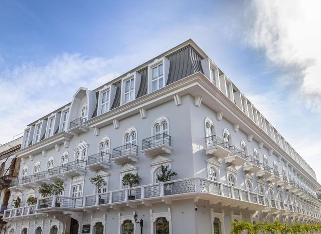 Central Hotel Panama - Panama City - Building