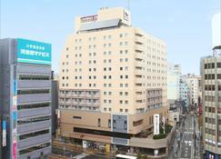Hotel Global View Niigata - Niigata - Building