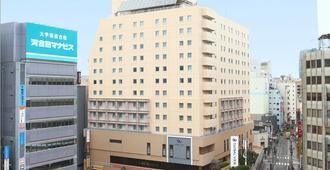 Hotel Global View Niigata - Niigata