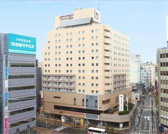 Hotel Global View Niigata - Niigata - Gebäude