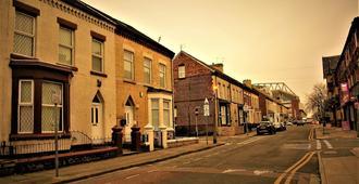Cambrington Hostel - Liverpool