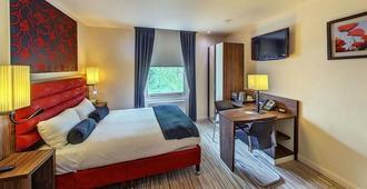 Simply Rooms & Suites - לונדון - חדר שינה