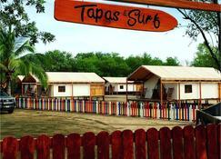 Tapas & Surf - Aserradores - Edifici