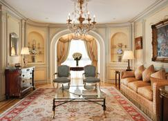 Alvear Palace Hotel-Leading Hotels of the World - Buenos Aires - Wohnzimmer