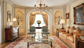 Alvear Palace Hotel - Leading Hotels of the World - Buenos Aires - Living room
