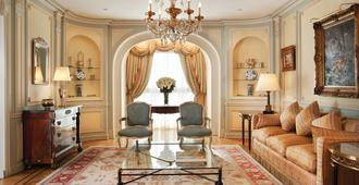 Alvear Palace Hotel - Leading Hotels of the World - Buenos Aires - Sala de estar