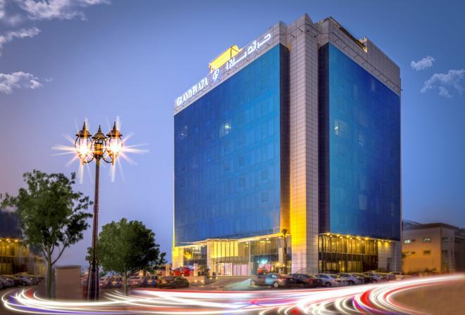 Grand Plaza Gulf - Riad - Edificio