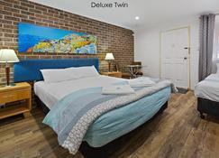 Buccaneer Motel Pet Friendly - The Entrance - Bedroom
