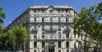 翰瓦納希爾肯格蘭酒店 - 巴塞隆拿 - 巴塞隆納 - 建築