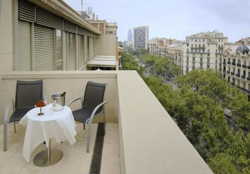 Gran Hotel Havana - Βαρκελώνη - Μπαλκόνι