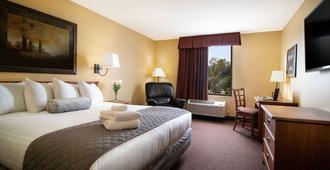 Portlander Inn And Marketplace - פורטלנד - חדר שינה