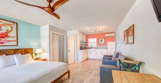 Lime Tree Bay Resort - Islamorada - Schlafzimmer