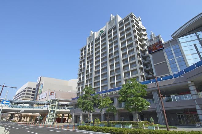 Hotel Vischio Amagasaki By Granvia - Amagasaki - Building