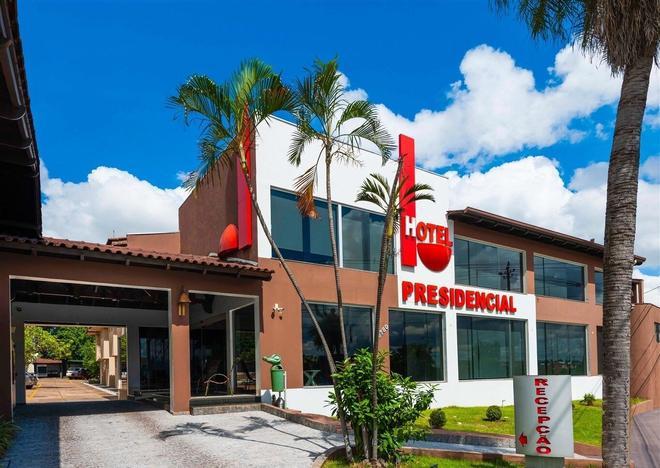 Hotel Presidencial - Cuiabá - Building
