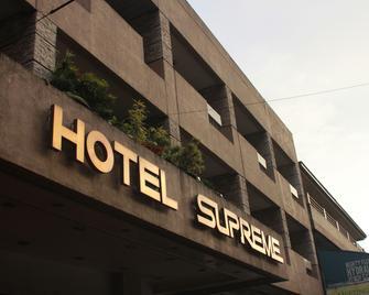 Hotel Supreme - Багіо - Building