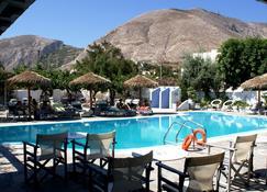 Alia Hotel - Kamari - Pool