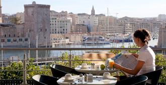 Novotel Marseille Vieux Port - Marselha - Varanda