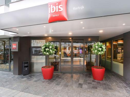 Ibis Kortrijk Centrum - Kortrijk - Rakennus