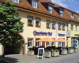 Hotel Querfurter Hof - Querfurt - Building