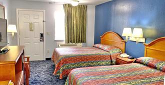 Scottish Inns Westcott Street - יוסטון - חדר שינה