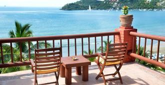 Hotel Aura del Mar - Zihuatanejo - Balcony