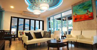 Apo Hotel - Krabi - Living room