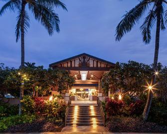 Sheraton Kauai Coconut Beach Resort - Kapaa - Gebäude