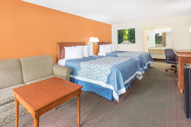 Days Inn by Wyndham Orangeburg South - Orangeburg - Bedroom