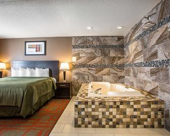 Quality Inn & Suites - West Bend - Bedroom