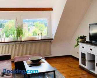 Ferienwohnung Molter - Oberthal - Living room