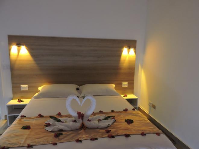 Hôtel Al Baraka - Houmt Souk - Bedroom