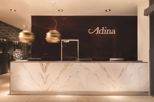 Adina Apartment Hotel Copenhagen - Copenhagen - Front desk