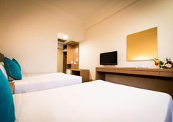 ホテル セントラル ジョホール バール - ジョホールバル - 寝室