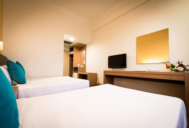 Hotel Sentral Johor Bahru - Johor Bahru - Makuuhuone