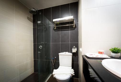 ホテル セントラル ジョホール バール - ジョホールバル - 浴室