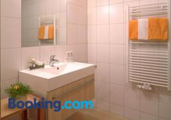 Panoramahof Eggele - Schoppernau - Bathroom