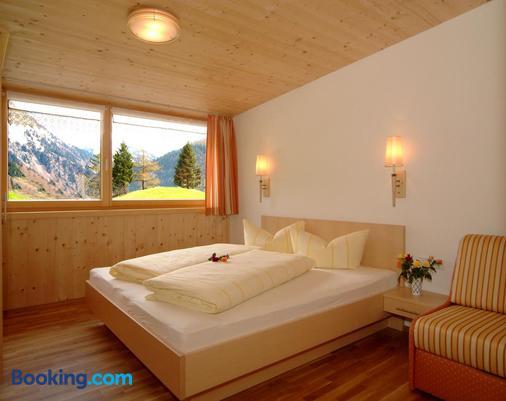 Panoramahof Eggele - Schoppernau - Bedroom