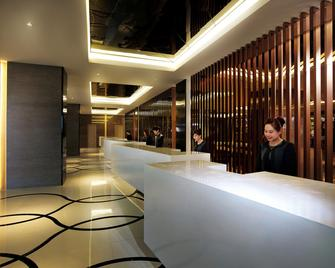 Resorts World Genting - Maxims Hotel - Genting - Front desk