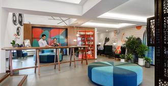 Isla Verde Hotel - San José - Reception