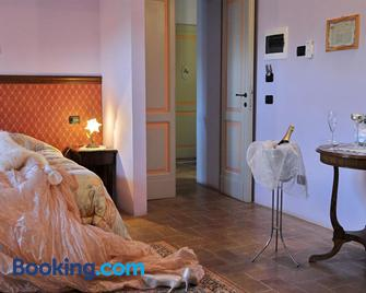 Antica Grancia Benedettina - Colorno - Schlafzimmer