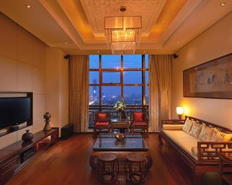 Radisson Blu Hotel Liuzhou - Liuzhou - Вітальня