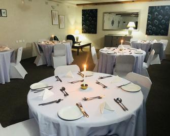 Fringilla Lodge - Chisamba - Banquet hall