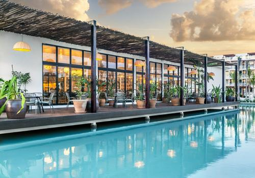 Ocean Riviera Paradise Eden By The