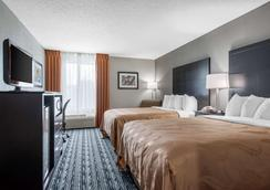 Quality Inn & Suites - Brownsburg - Bedroom