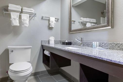 Quality Inn & Suites - Brownsburg - Bathroom