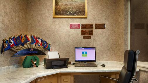 SureStay Hotel by Best Western Mission - Mission - Business centre
