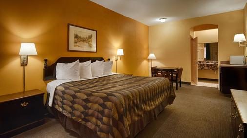 SureStay Hotel by Best Western Mission - Mission - Bedroom