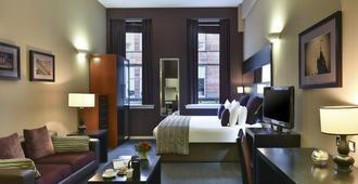 Fraser Suites Glasgow - Glasgow - Camera da letto