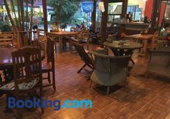 Jungle Hut Bungalows & Hotel - Ko Pha Ngan - Restaurant